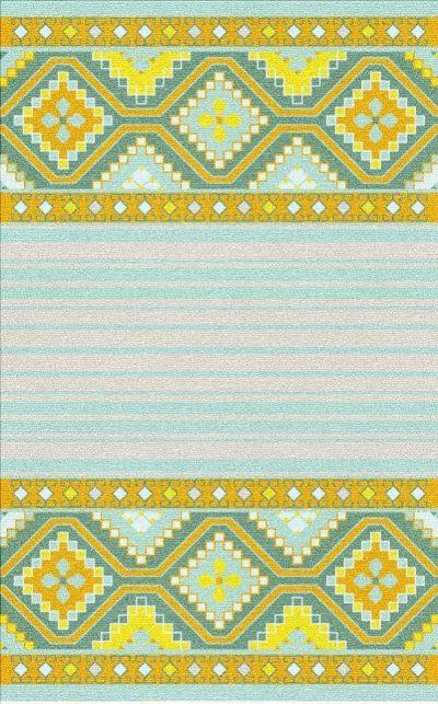 Buy Flatweave rugs and carpet online - K05(FW)(2-Cool-3)