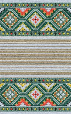 Buy Flatweave rugs and carpet online - K05(FW)(5-Contrast-4)