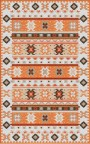 Buy Flatweave rugs and carpet online - K06(FW)(1-Warm-3)