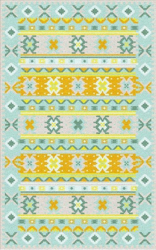 Buy Flatweave rugs and carpet online - K06(FW)(2-Cool-3)