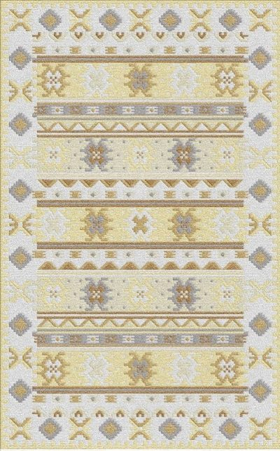 Buy Flatweave rugs and carpet online - K06(FW)(3-Neutral-2)