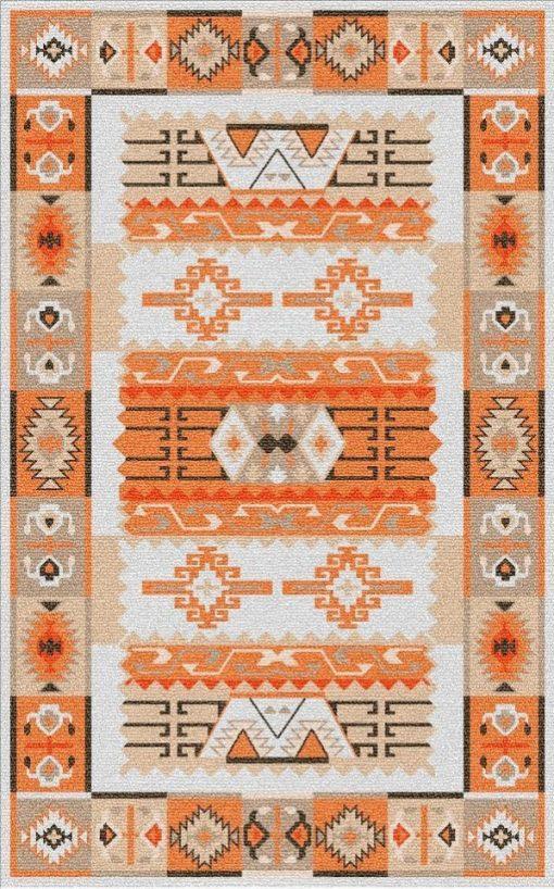 Buy Flatweave rugs and carpet online - K07(FW)(1-Warm-3)