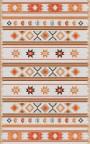 Buy Flatweave rugs and carpet online - K09(FW)(1-Warm-3)