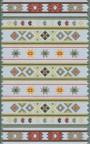 Buy Flatweave rugs and carpet online - K09(FW)(5-Contrast-4)