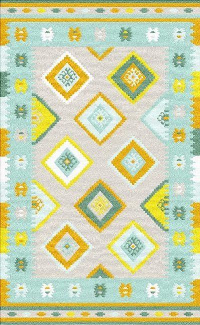 Buy Flatweave rugs and carpet online - K12(FW)(2-Cool-3)