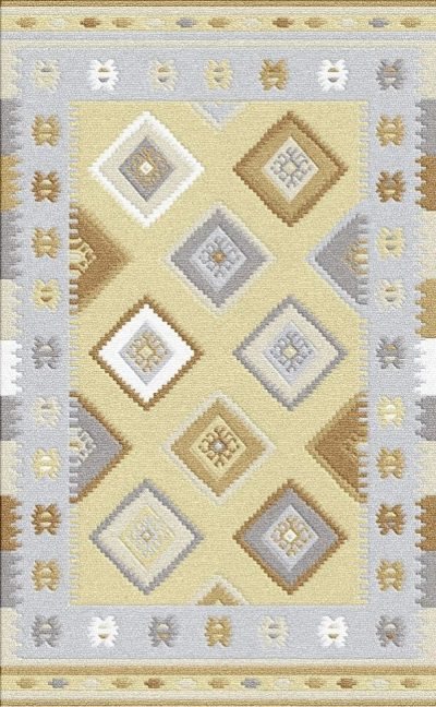 Buy Flatweave rugs and carpet online - K12(FW)(3-Neutral-2)