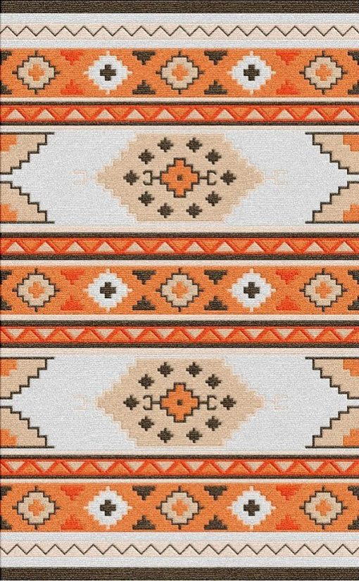 Buy Flatweave rugs and carpet online - K13(FW)(1-Warm-3)