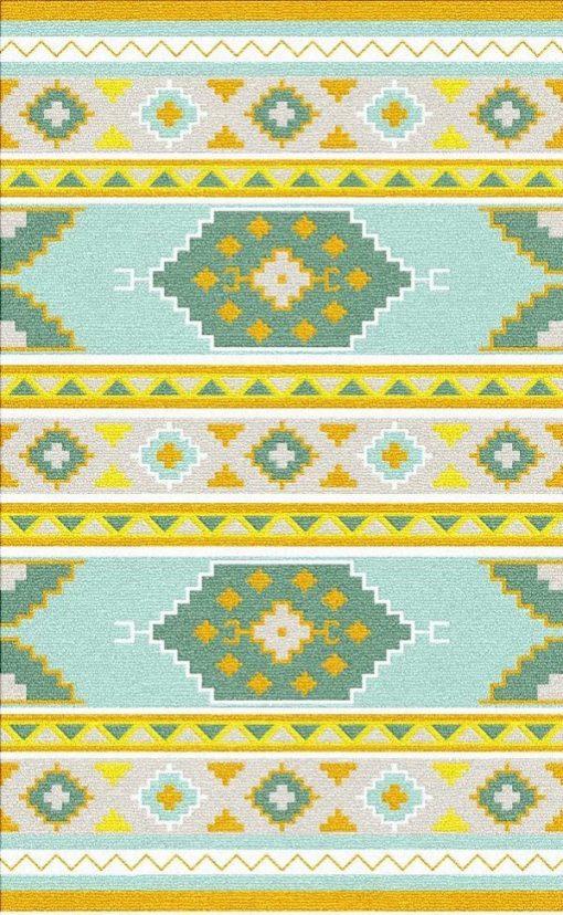 Buy Flatweave rugs and carpet online - K13(FW)(2-Cool-3)