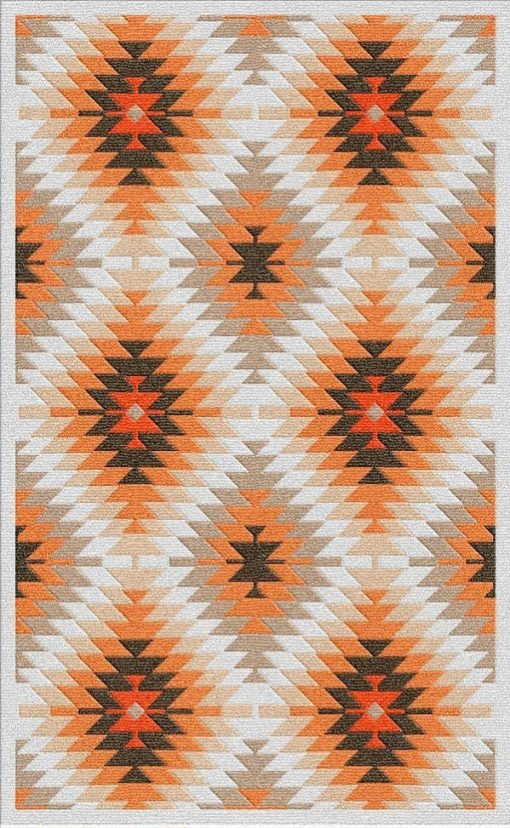 Buy Flatweave rugs and carpet online - K15(FW)(1-Warm-3)