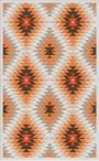 Buy Flatweave rugs and carpet online - K15(FW)(1-Warm-3)