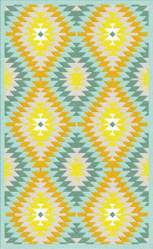 Buy Flatweave rugs and carpet online - K15(FW)(2-Cool-3)