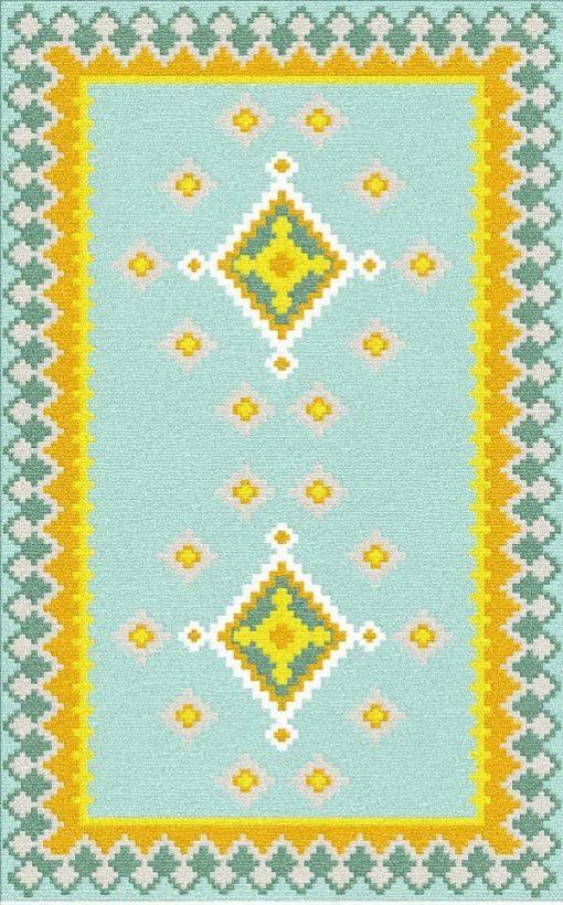 Buy Flatweave rugs and carpet online - K17(FW)(2-Cool-3)