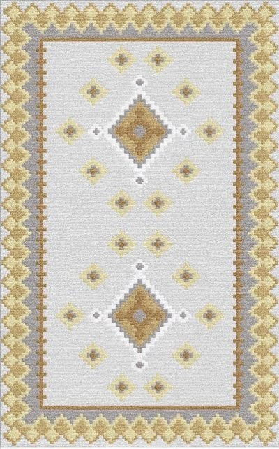 Buy Flatweave rugs and carpet online - K17(FW)(3-Neutral-2)