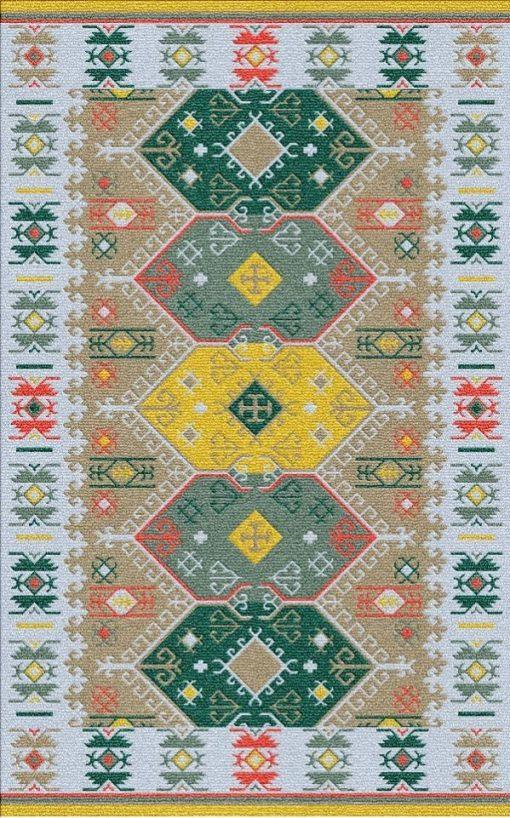 Buy Flatweave rugs and carpet online - K19(FW)(5-Contrast-4)