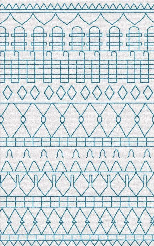 Buy Flatweave rugs and carpet online - M01(FW)(2-Cool-1)