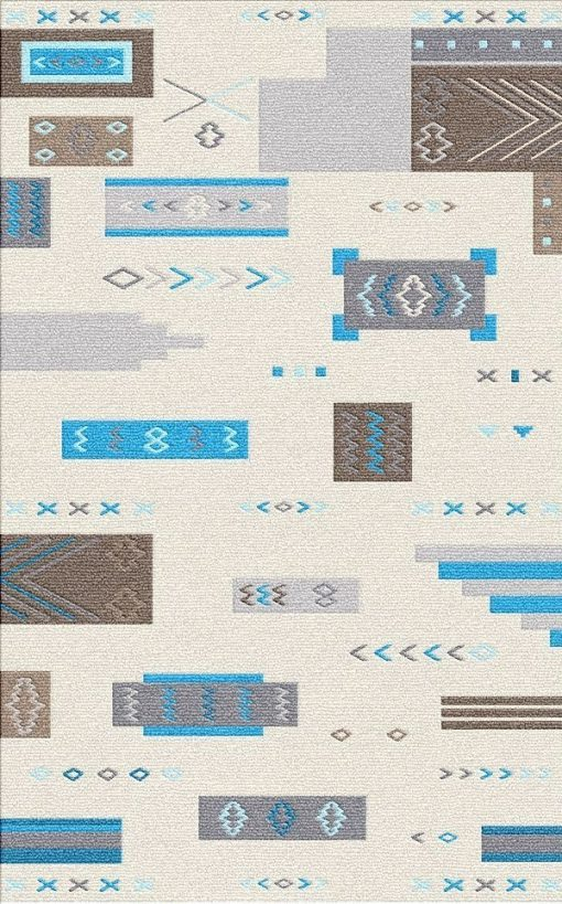 Buy Flatweave rugs and carpet online - M04(FW)(2-Cool-1)