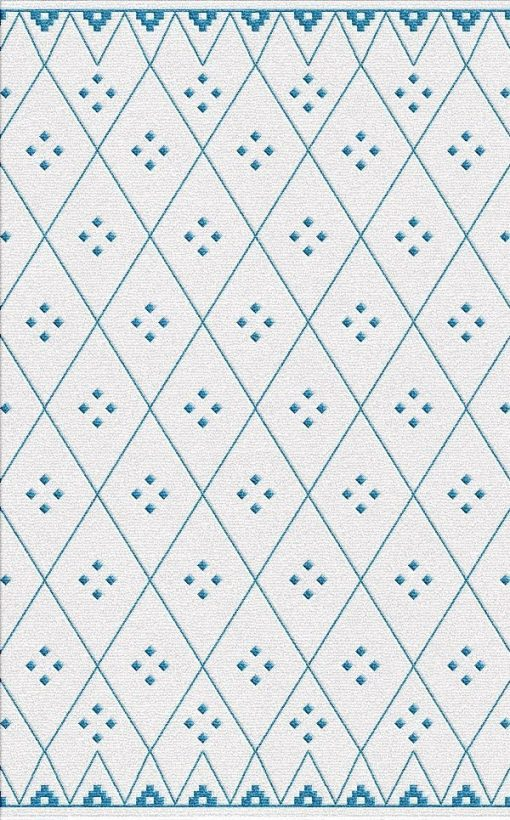 Buy Flatweave rugs and carpet online - M06(FW)(2-Cool-1)