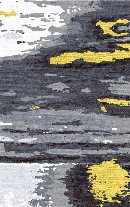 Buy Hand Tufted rugs and carpet online - MO03(HT)(5-Contrast-3)