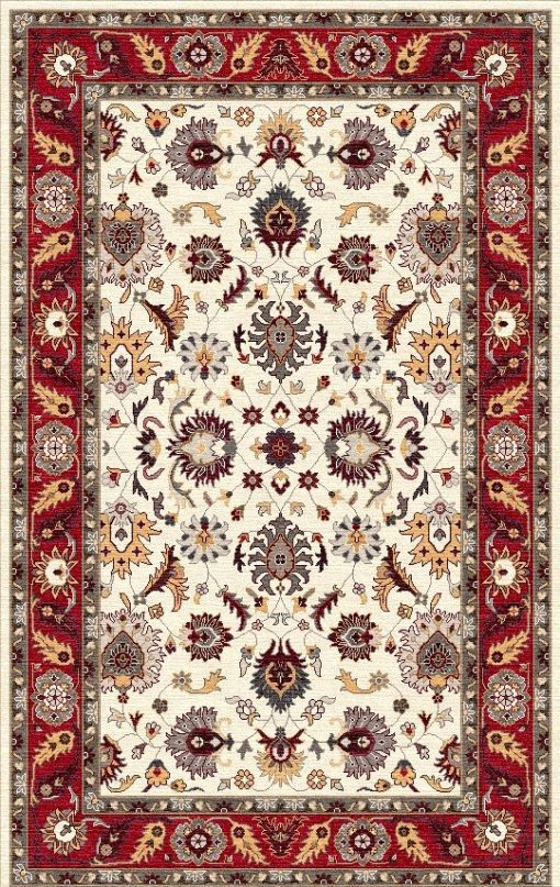 Buy Hand Tufted rugs and carpet online - P08(HT)(1-Warm-2)