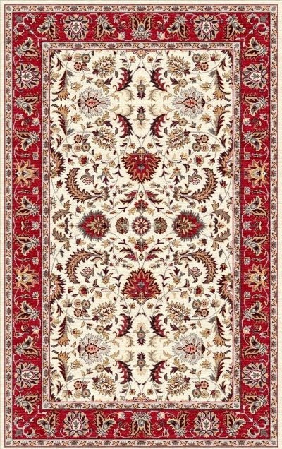 Buy Hand Tufted rugs and carpet online - P09(HT)(1-Warm-2)