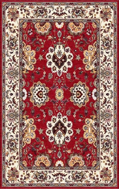 Buy Hand Tufted rugs and carpet online - P12(HT)(1-Warm-2)