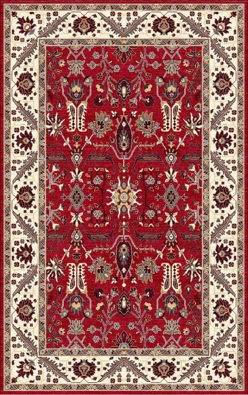 Buy Hand Tufted rugs and carpet online - P16(HT)(1-Warm-2)