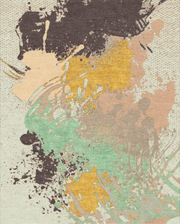 Buy Hand Knotted rugs and carpet online - UA02(HK)(2-Cool-3)