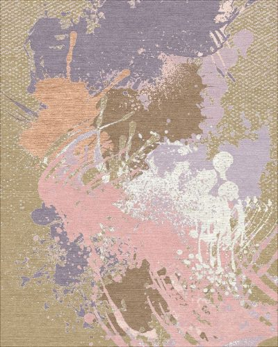 Buy Hand Knotted rugs and carpet online - UA02(HK)(4-Pastel-2)
