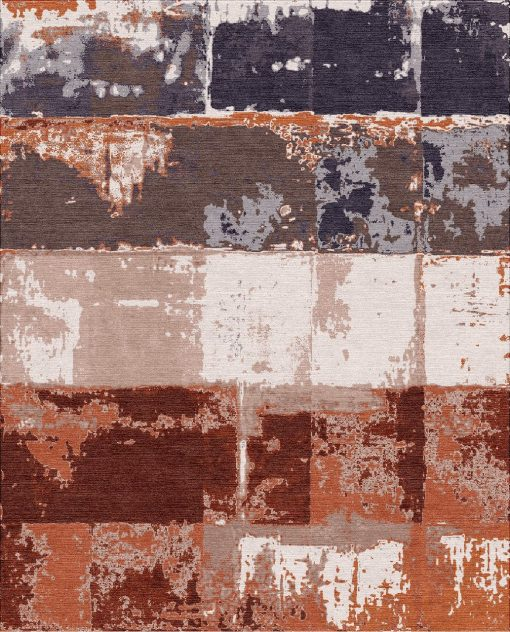Buy Hand Knotted rugs and carpet online - UA03(HK)(1-Warm-2)