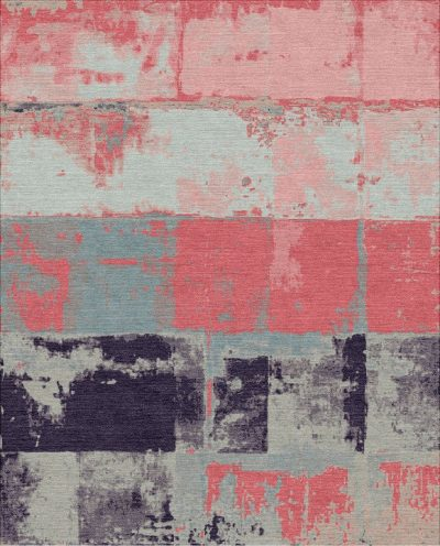 Buy Hand Knotted rugs and carpet online - UA03(HK)(5-Contrast-4)