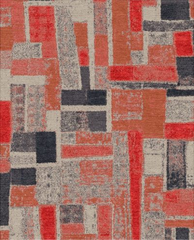 Buy Hand Knotted rugs and carpet online - UA04(HK)(1-Warm-2)
