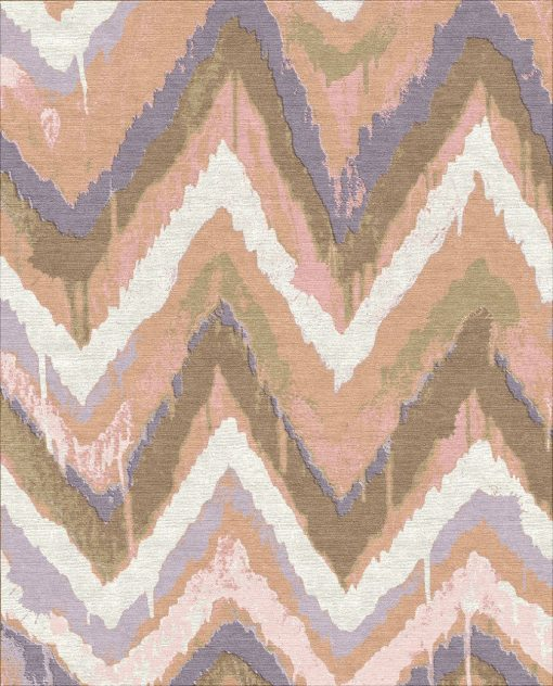 Buy Hand Knotted rugs and carpet online - UA05(HK)(4-Pastel-2)