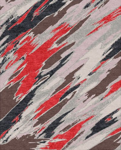 Buy Hand Knotted rugs and carpet online - UA06(HK)(1-Warm-2)