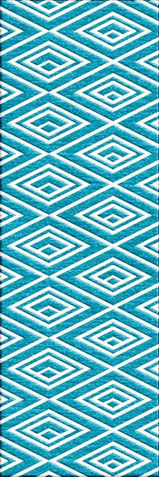 Buy Hand Tufted rugs and carpet online - RM062-(CST)(HT)(180X60CM)(W)(Carving) - Actual Design 1