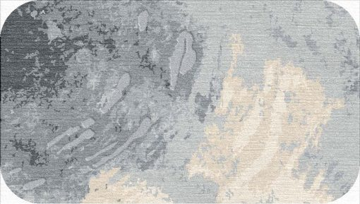 Buy Hand Tufted rugs and carpet online - RM066-(CST)(HT)(260X150CM)(W+V)(Tie-Dye)(Mixing)(Cut-Loop) - Actual Design 1