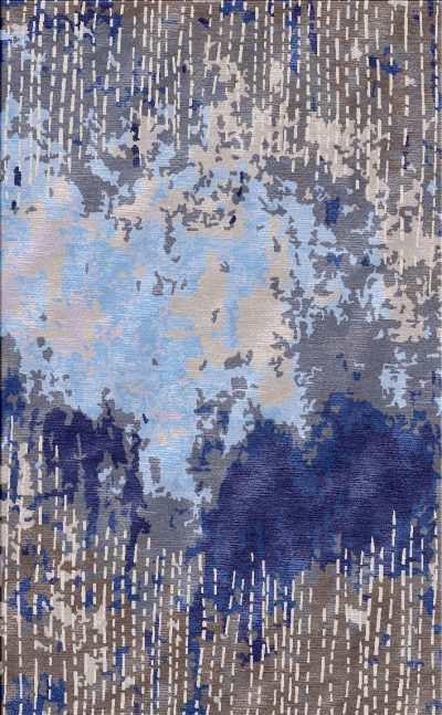 Buy Hand Tufted rugs and carpet online - RM081-(CST)(HT)(326X200CM)(W+V) - Actual Design 1