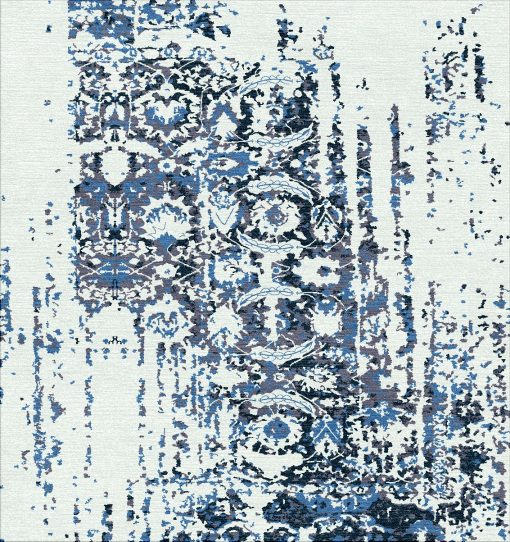 Buy Hand Tufted rugs and carpet online - RM173-(CST)(HT)(340X320CM )(W)(Tie-Dye) - Actual Design 1