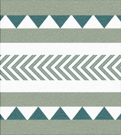 Buy Hand Flatweave rugs and carpet online - RM178-(CST)(FW)(200X180CM)(W) - Actual Design 1